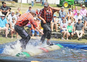 Legend & Logging Days: Park Rapids event evokes lumberjack era